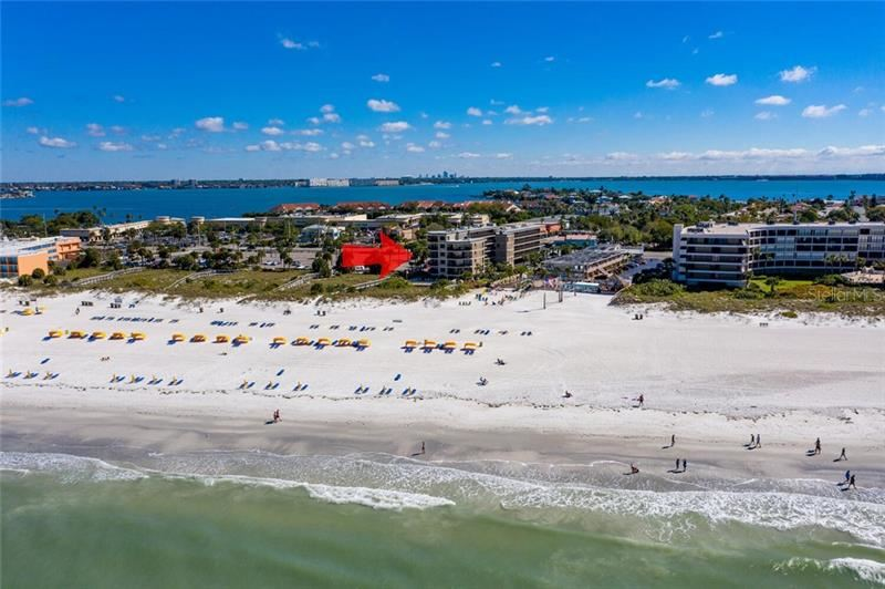 Photo of 4510 GULF BOULEVARD #306, ST PETE BEACH, FL 33706 (MLS # U8115390)
