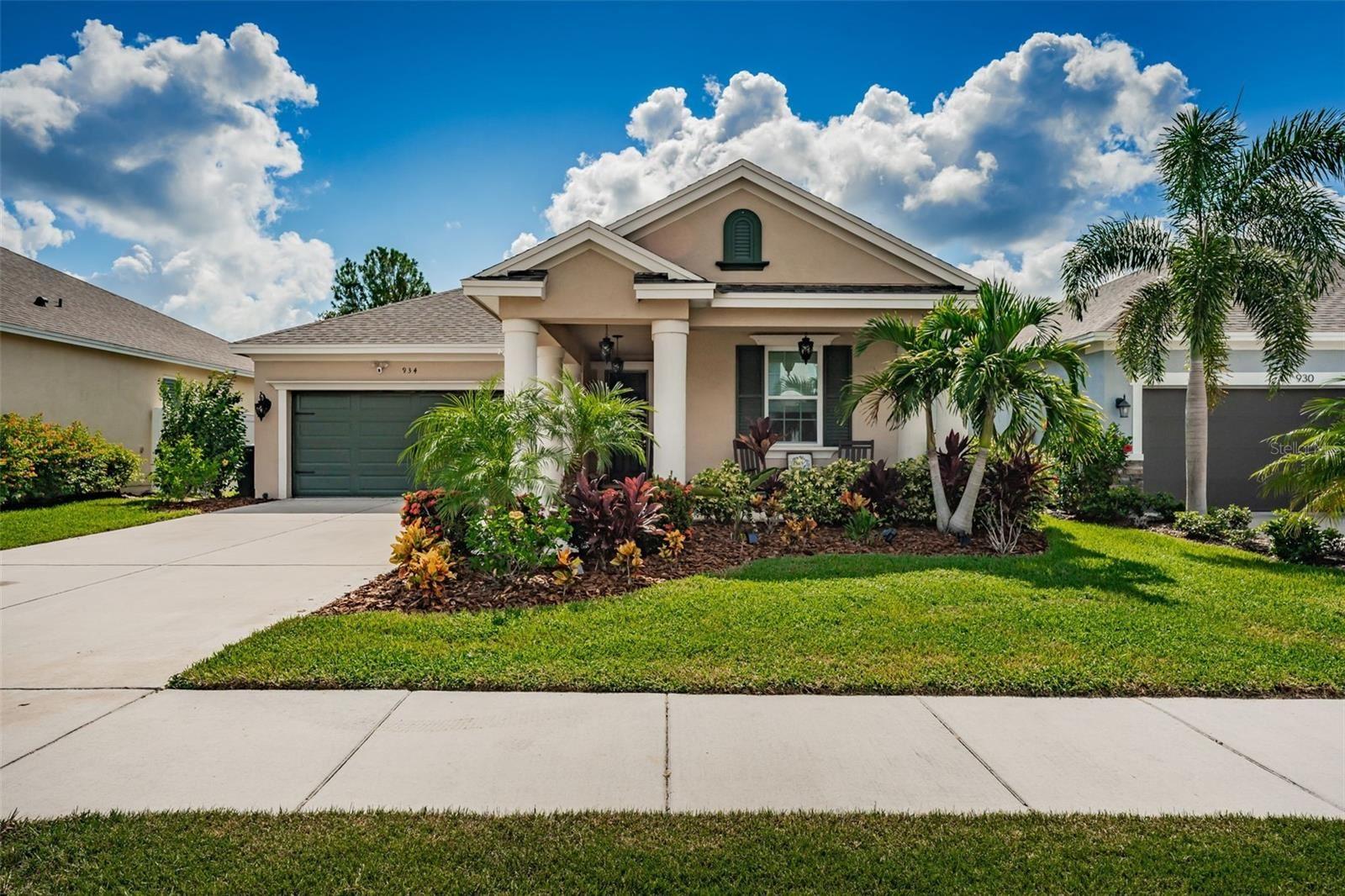 934 MOLLY CIRCLE, Sarasota, FL 34232 - #: U8131391