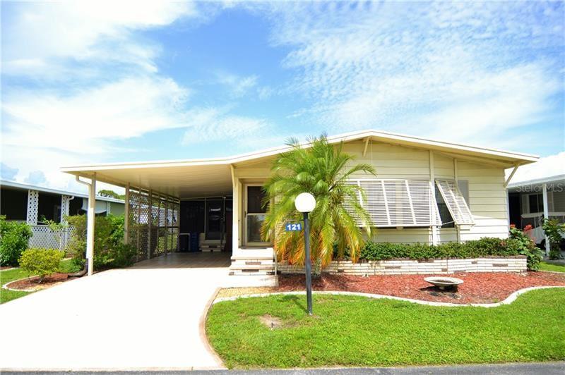 121 BERMUDA WAY, North Port, FL 34287 - #: C7431392