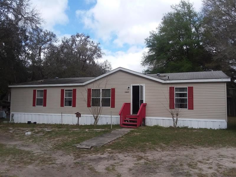 14847 NE 145 LANE, Fort McCoy, FL 32134 - #: OM532392