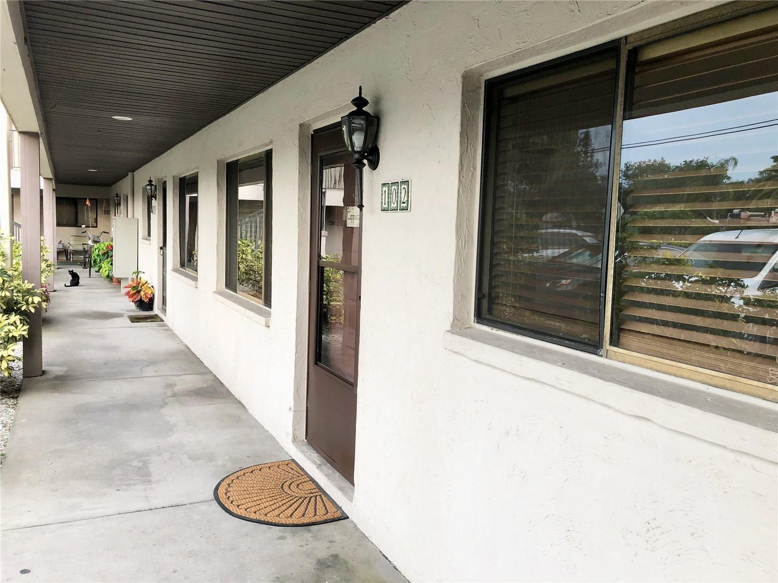 Photo of 1258 BARBARA DRIVE #102, VENICE, FL 34285 (MLS # A4508394)