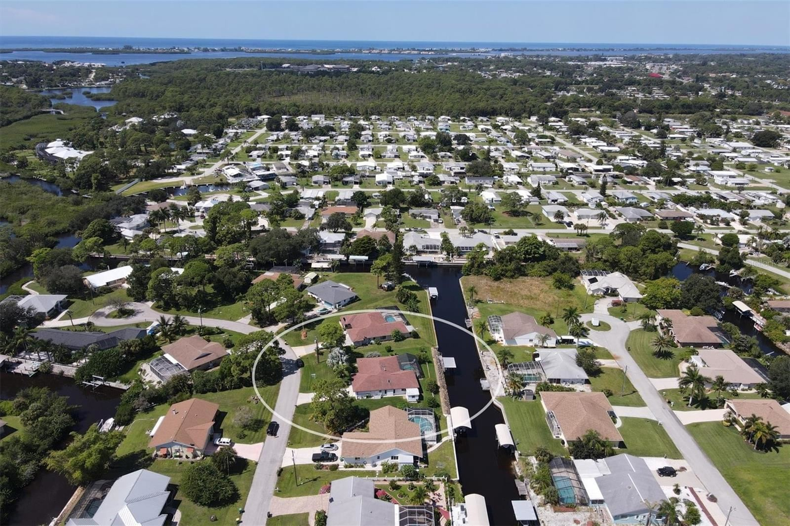 Photo of 2672 TITANIA ROAD, ENGLEWOOD, FL 34224 (MLS # D6121394)