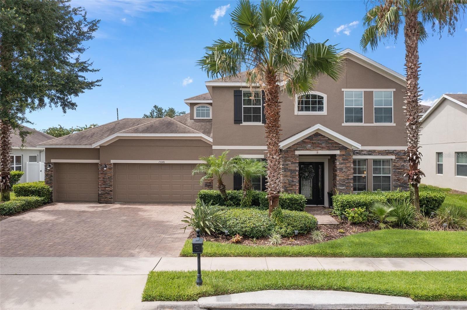 15646 GRANLUND STREET, Winter Garden, FL 34787 - #: O5956394