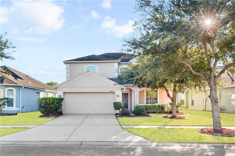 11402 WESTON COURSE LOOP, Riverview, FL 33579 - MLS#: T3205394