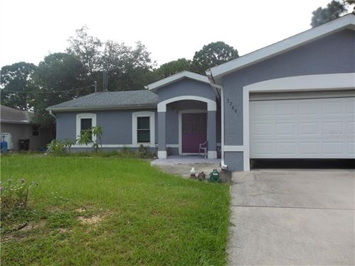 Photo of 3769 MONDAY TERRACE, NORTH PORT, FL 34286 (MLS # C7430395)