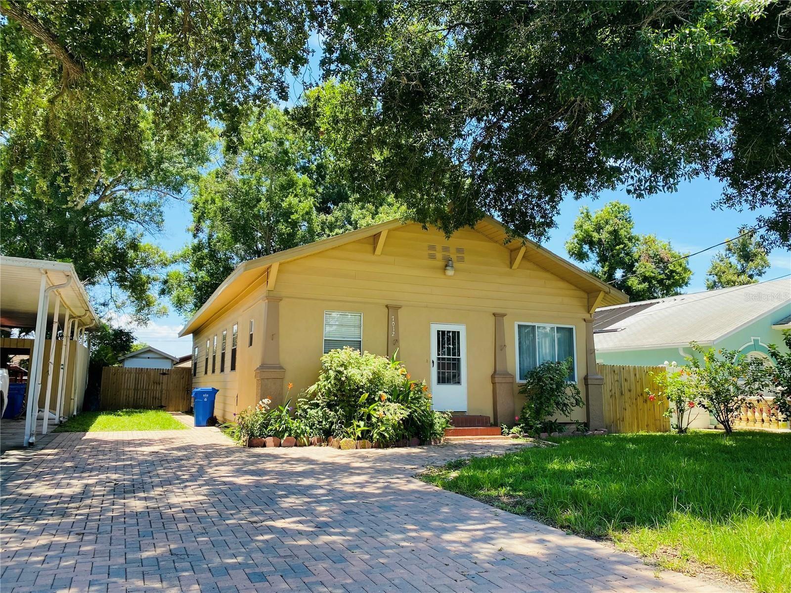 7012 N HUBERT AVENUE, Tampa, FL 33614 - #: T3317395