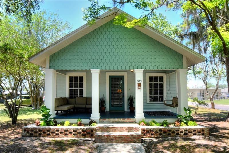 933 S TENNESSEE AVENUE, Lakeland, FL 33803 - MLS#: L4915397