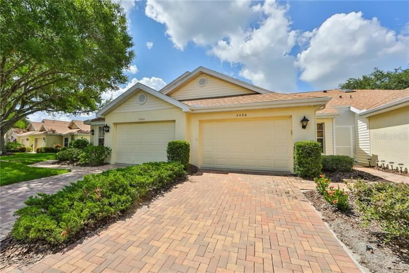 2436 NEW HAVEN CIRCLE, Sun City Center, FL 33573 - #: T3252397