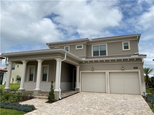 Photo of 8133 TOPSAIL PLACE, WINTER GARDEN, FL 34787 (MLS # S5036399)