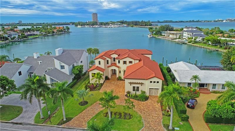 Photo of 212 BIRD KEY DRIVE, SARASOTA, FL 34236 (MLS # A4422402)