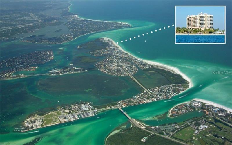 1300 BENJAMIN FRANKLIN DRIVE #308, Sarasota, FL 34236 - #: A4497402
