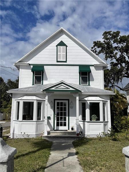 12 W ORANGE STREET, Tarpon Springs, FL 34689 - MLS#: U8113402
