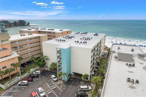 Photo of 12924 GULF BOULEVARD #507, MADEIRA BEACH, FL 33708 (MLS # U8125403)