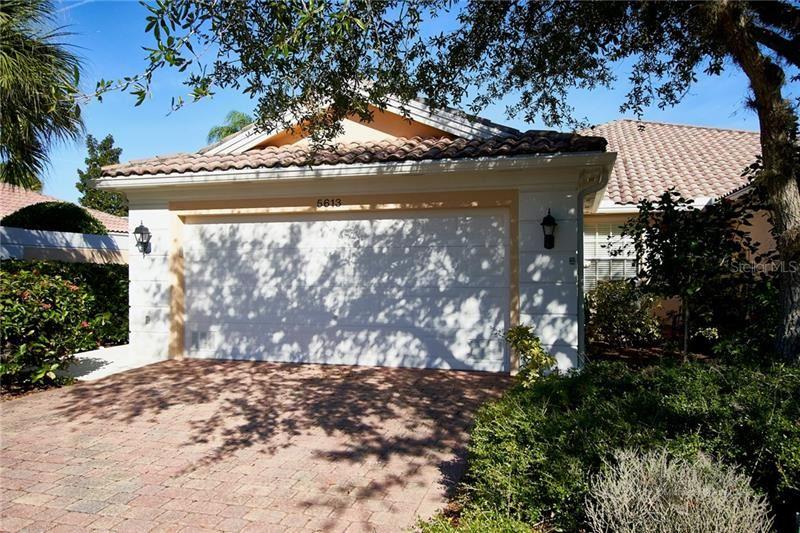 Photo of 5613 MODENA PLACE, SARASOTA, FL 34238 (MLS # A4453403)