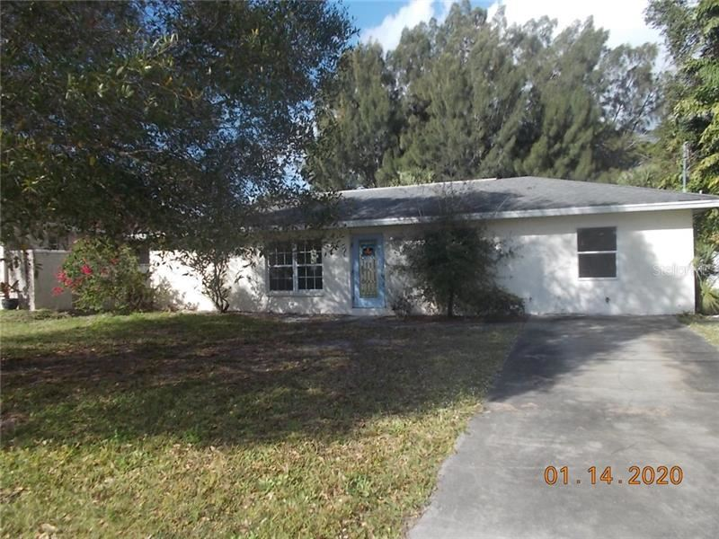 Photo of 890 TEXAS STREET, ENGLEWOOD, FL 34223 (MLS # C7428403)