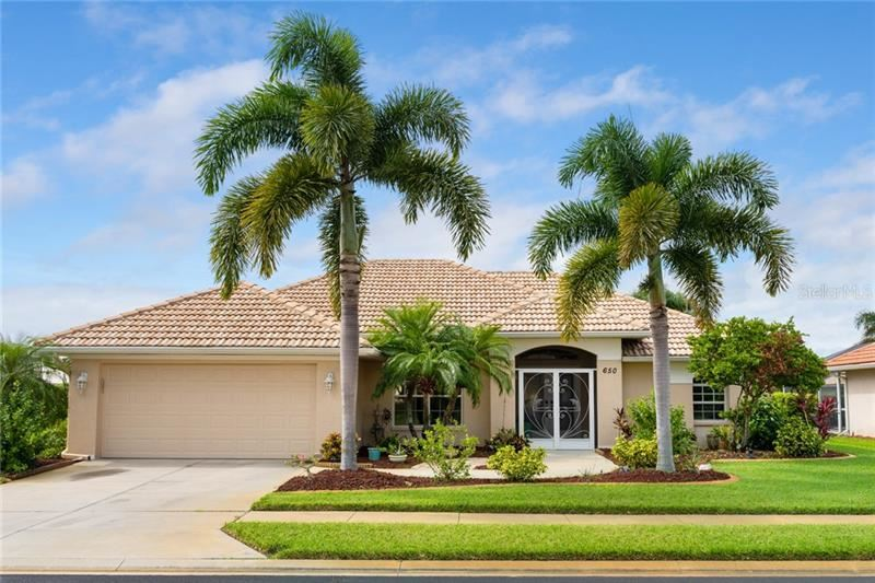 Photo of 650 BALSAM APPLE DRIVE, VENICE, FL 34293 (MLS # N6112403)