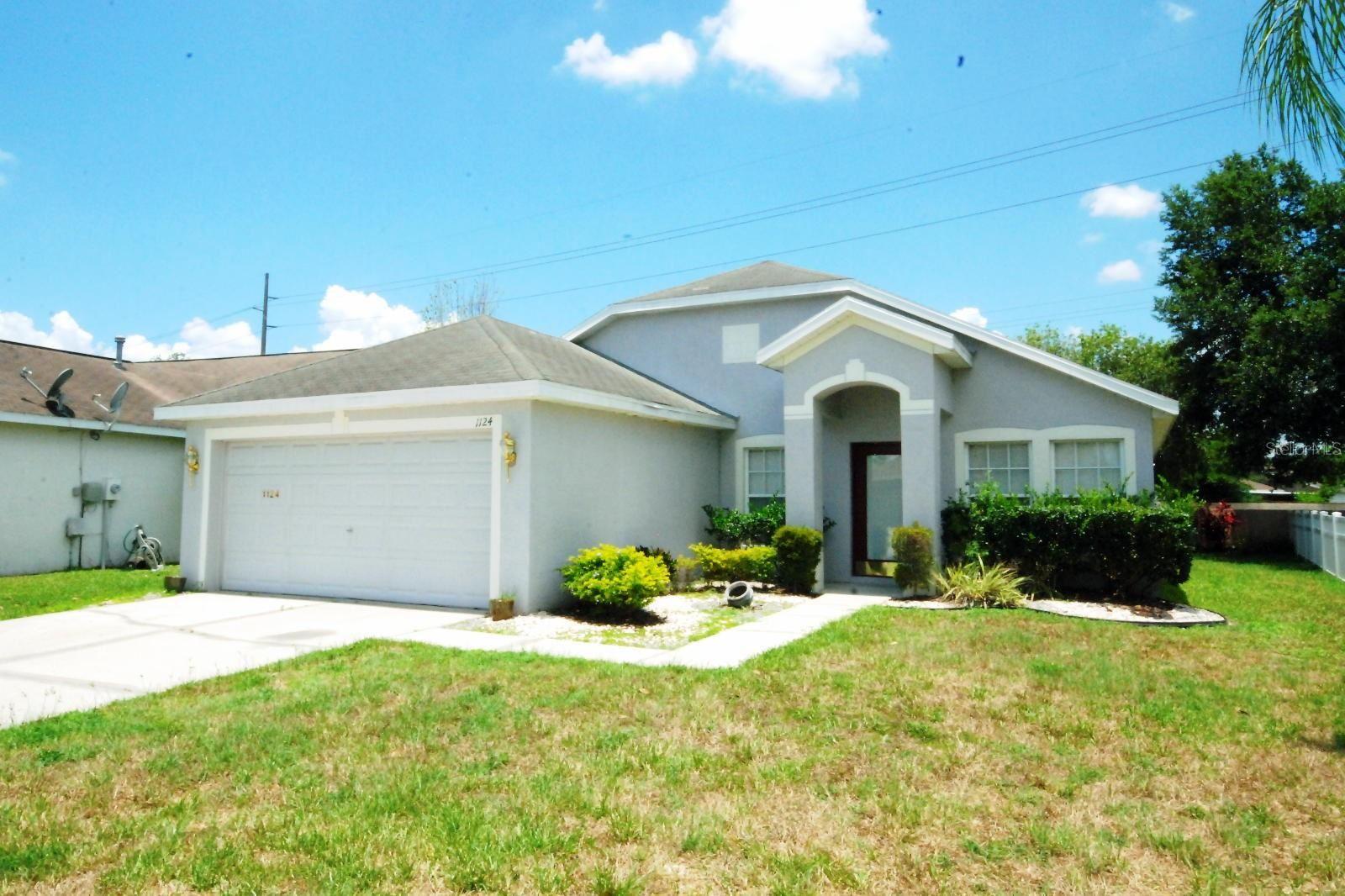 1124 VINETREE DRIVE, Brandon, FL 33510 - MLS#: T3305403