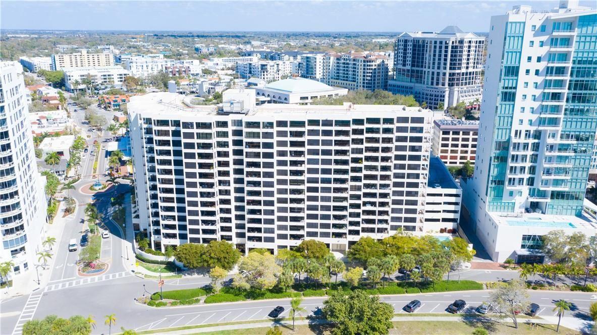 1255 N GULFSTREAM AVENUE #402, Sarasota, FL 34236 - MLS#: A4492404