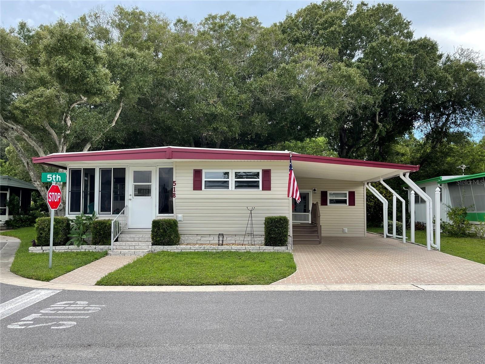 2331 BELLEAIR ROAD #518, Clearwater, FL 33764 - #: U8136404