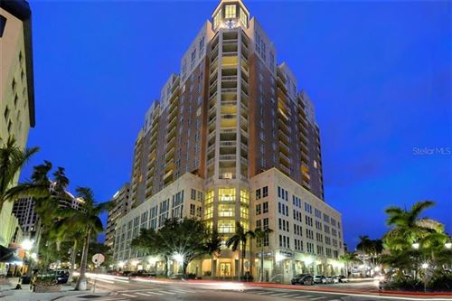 Photo of 1350 MAIN STREET #704, SARASOTA, FL 34236 (MLS # A4497405)