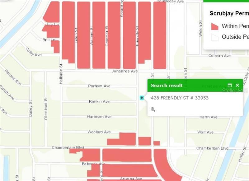 Photo of 428 FRIENDLY STREET, PORT CHARLOTTE, FL 33953 (MLS # D6117405)