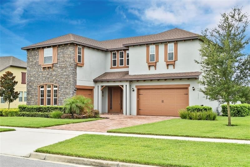 3948 LONGBOW DRIVE, Clermont, FL 34711 - #: O5796405