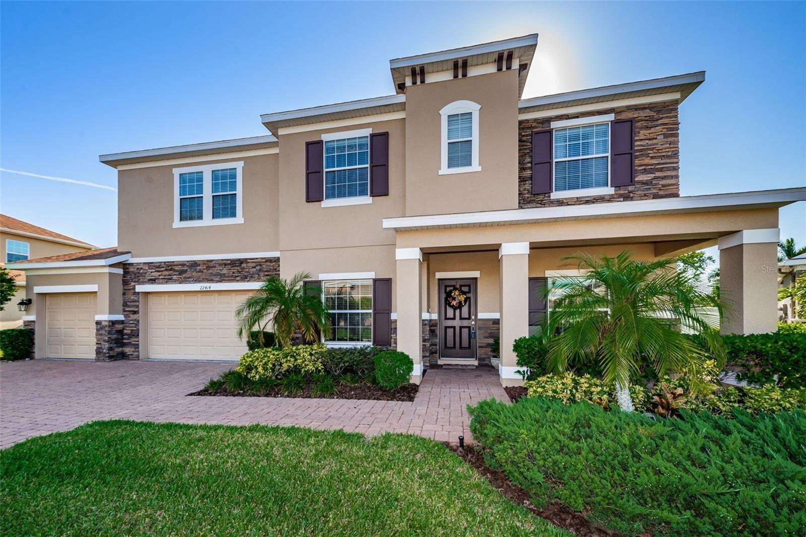 22414 BARTHOLDI CIRCLE, Land O Lakes, FL 34639 - #: U8126405