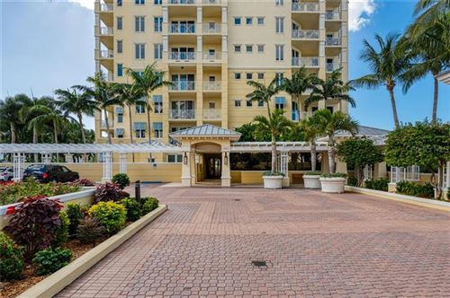 Photo of 2052 BENJAMIN FRANKLIN DRIVE #502D, SARASOTA, FL 34236 (MLS # A4479406)