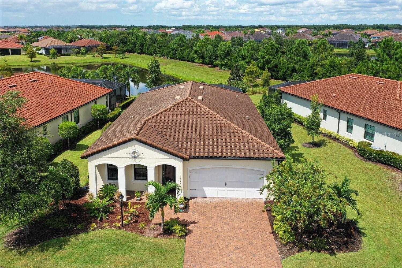 16543 HILLSIDE CIRCLE, Bradenton, FL 34202 - #: A4512406