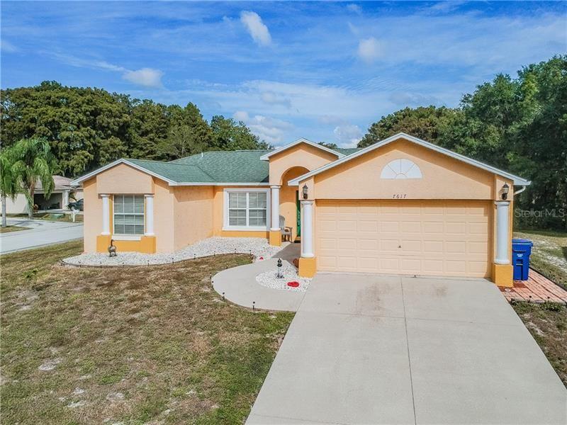 7617 DUCK LANE, New Port Richey, FL 34653 - #: T3274407