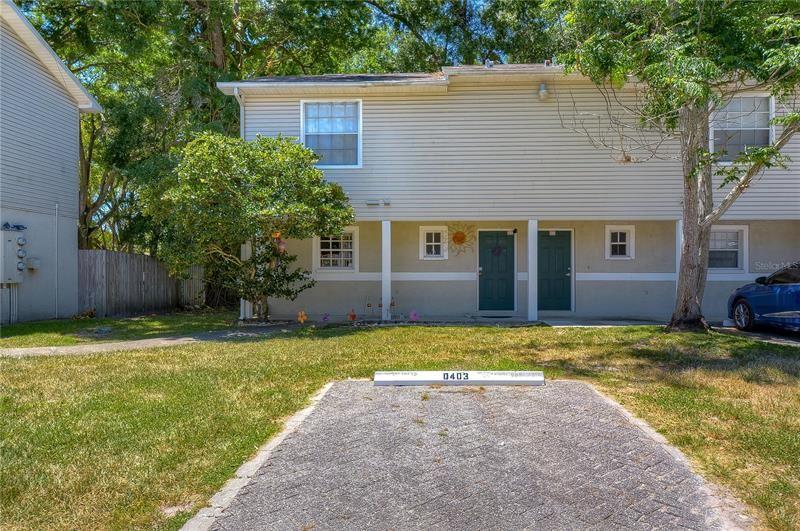 3607 W IDLEWILD AVENUE #D403, Tampa, FL 33614 - MLS#: T3302407