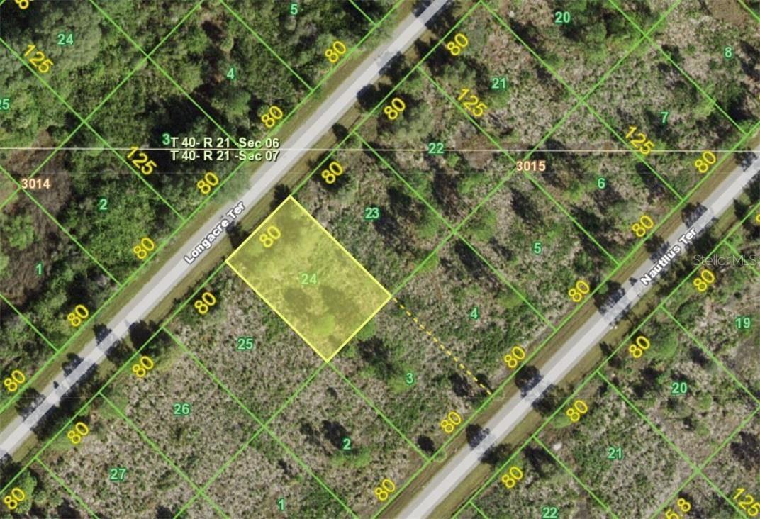 Photo of 1086 LONGACRE TERRACE, PORT CHARLOTTE, FL 33953 (MLS # D6117408)