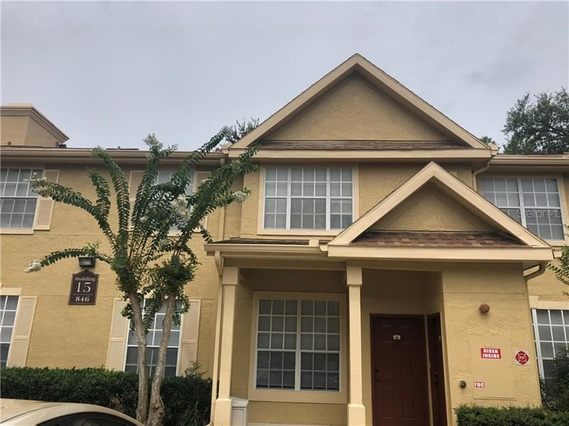 846 GRAND REGENCY POINTE #101, Altamonte Springs, FL 32714 - #: O5869408