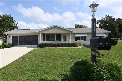 Photo of 8487 SW 108TH LANE, OCALA, FL 34481 (MLS # OM624409)