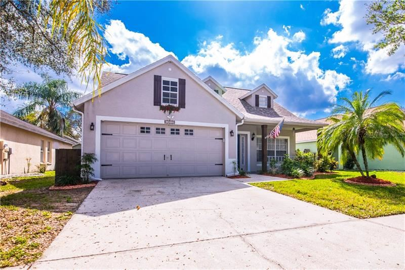 10923 PEPPERSONG DRIVE, Riverview, FL 33578 - #: T3226409