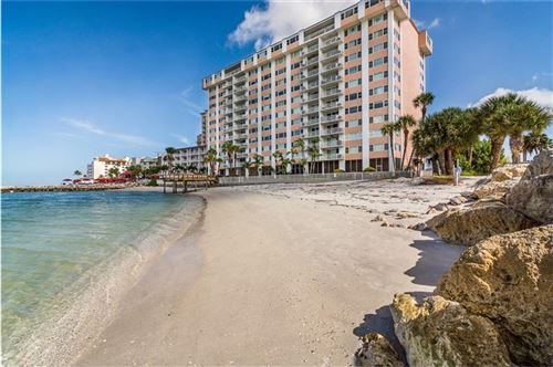 Photo of 675 S GULFVIEW BOULEVARD #1203, CLEARWATER BEACH, FL 33767 (MLS # U8095410)