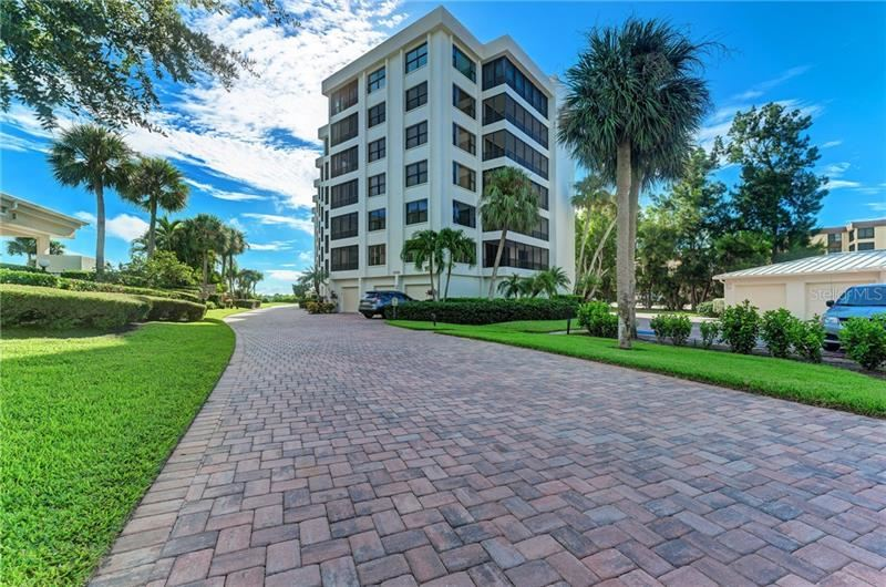 Photo of 8735 MIDNIGHT PASS ROAD #101B, SARASOTA, FL 34242 (MLS # A4478410)