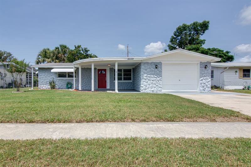2039 PEGGY DRIVE, Holiday, FL 34690 - MLS#: T3245410