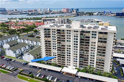 Photo of 400 ISLAND WAY #511, CLEARWATER, FL 33767 (MLS # U8102411)