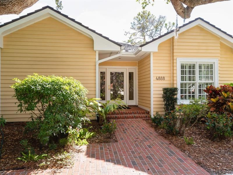 Photo of 4888 PEREGRINE POINT CIRCLE N, SARASOTA, FL 34231 (MLS # A4463411)