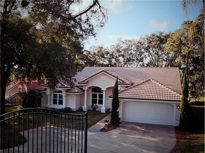 118 W MAGNOLIA AVENUE, Howey in the Hills, FL 34737 - #: O5920411