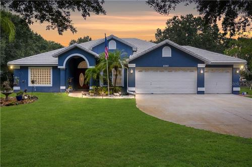 Photo of 2245 MEADOWBROOK DRIVE, LUTZ, FL 33558 (MLS # T3266412)