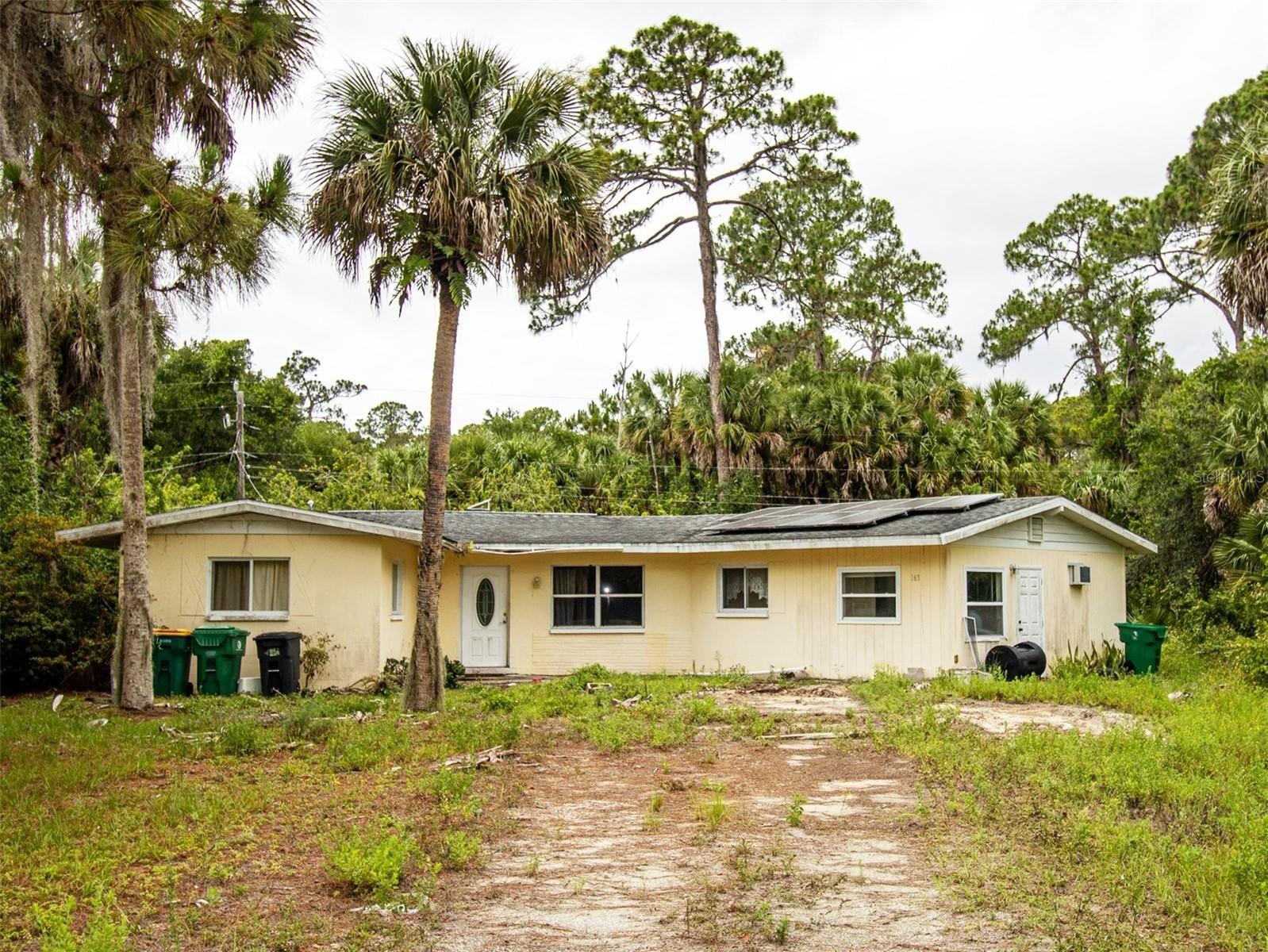 Photo of 163 COLLINGSWOOD BOULEVARD, PORT CHARLOTTE, FL 33954 (MLS # D6119412)