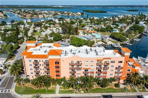 Photo of 13235 GULF BOULEVARD #213, MADEIRA BEACH, FL 33708 (MLS # U8140413)