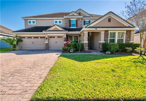 Photo of 7605 LAKE ALBERT DRIVE, WINDERMERE, FL 34786 (MLS # O5909414)