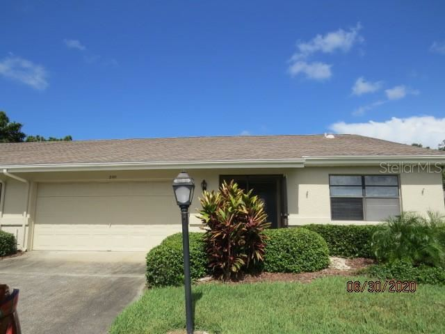 2101 HARTLEBURY WAY #414, Sun City Center, FL 33573 - #: U8089415