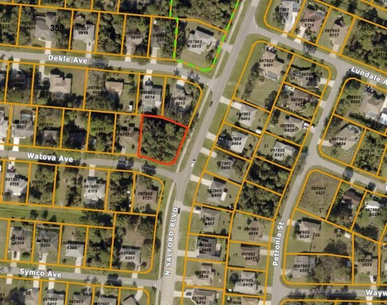 Photo of N SALFORD BOULEVARD, NORTH PORT, FL 34286 (MLS # A4467417)
