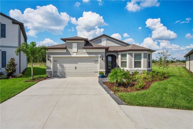 7516 POOL COMPASS LOOP, Wesley Chapel, FL 33545 - #: T3249417