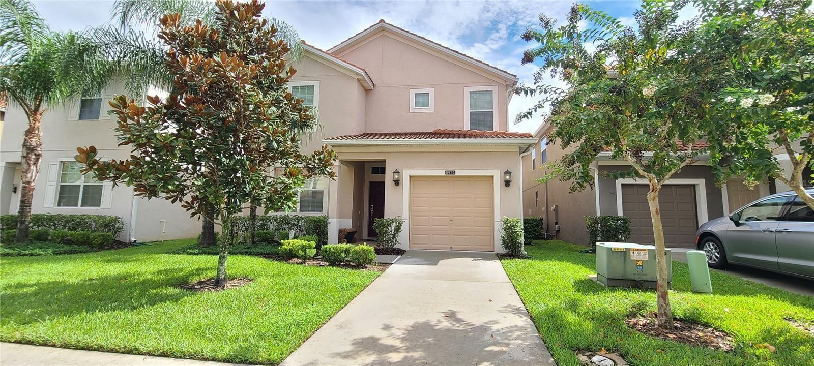 Photo of 8974 BISMARCK PALM ROAD, KISSIMMEE, FL 34747 (MLS # T3330417)