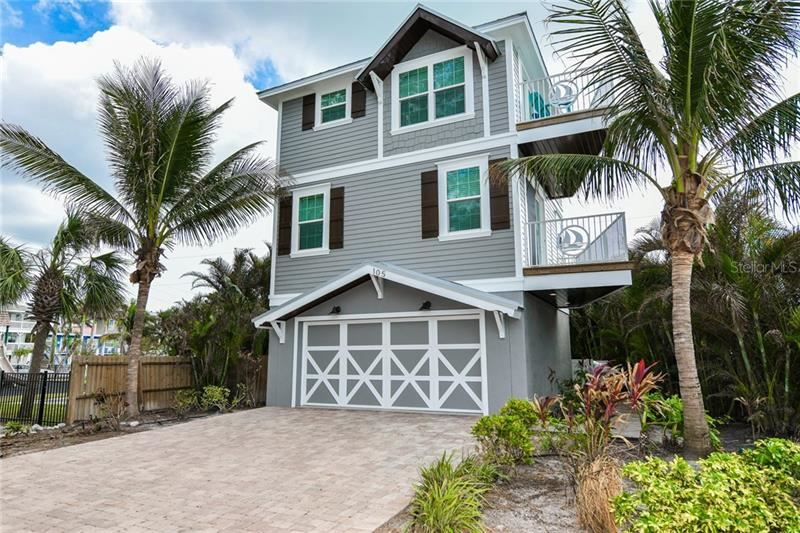 105 4TH STREET N, Bradenton Beach, FL 34217 - #: A4495418